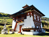 places to visit in mongar