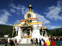 places to visit in thimphu