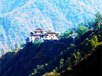 places to visit in trashigang