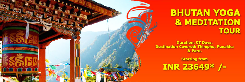 bhutan yoga and meditation tour